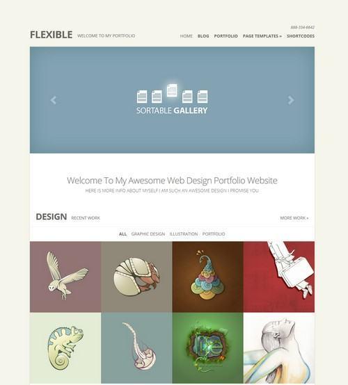 Flexible-Welcome-To-My-Portfolio