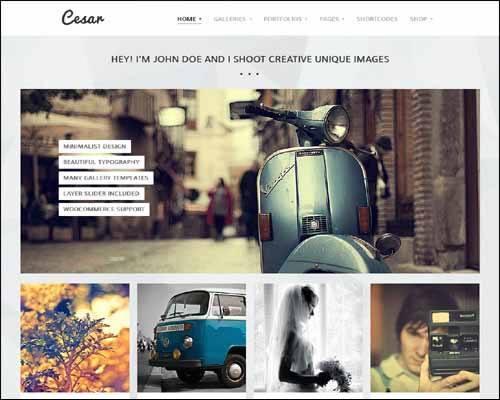 cesar-responsive-portfolio-photography-plantilla