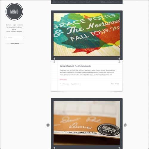 memo-tumblog-plantilla-wordpress