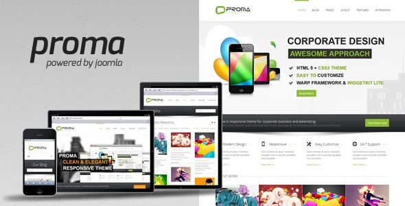 proma-joomla-business-template