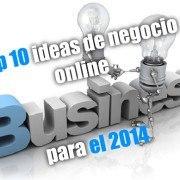 top-ideas-negocio-2014