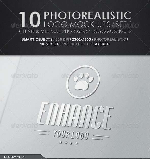 10-Photorealistic-Logo-Mock-Ups-Set-1