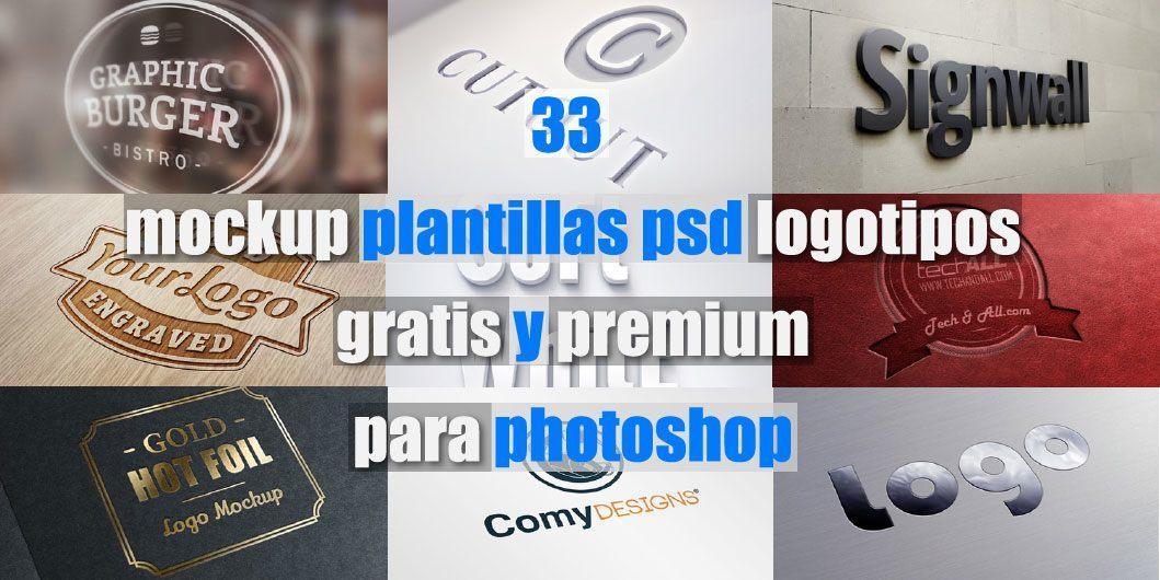 33 plantillas psd gratis y premium para photoshop, Mockup