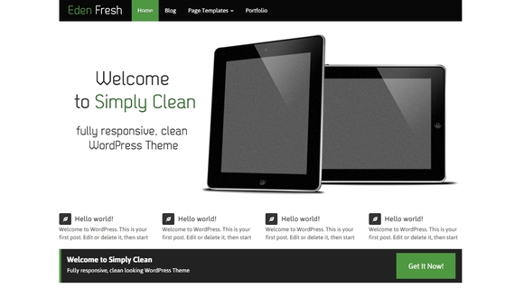 edenfresh-free-wordpress-theme