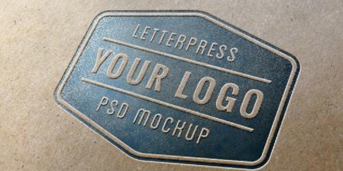 free_logo_mock-ups_letterpress
