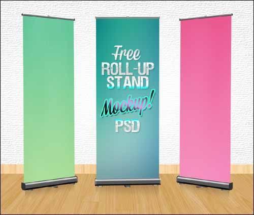 Sungard Exhibition Stand Mockup : Plantillas psd de photoshop gratis para tu imagen