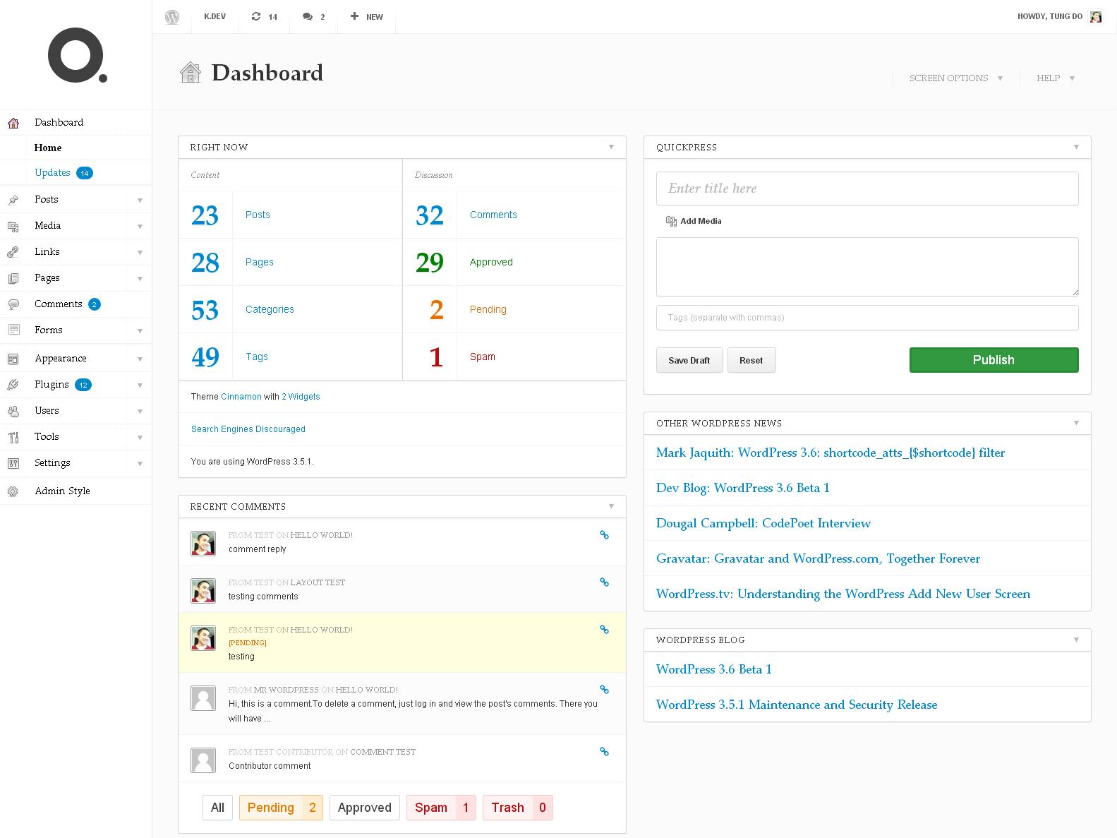 dp-dashboard